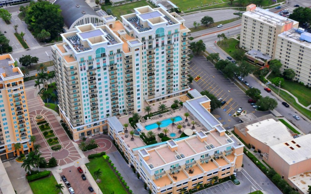 Alinari Downtown Sarasota Condominiums
