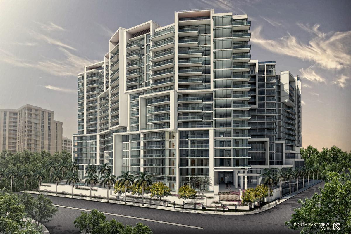 Downtown Sarasota Luxury Development on Luxury Penthouse Floor Plans